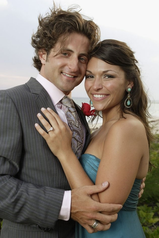 Season 4 Of The Bachelorette DeAnna Pappas And Winner Jesse Csincsak