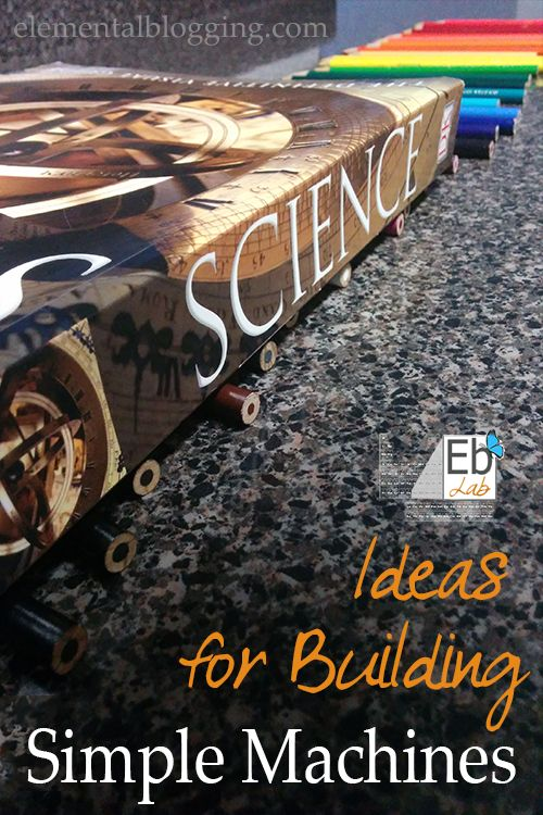 ... Simple Machines with Instructions | Simple Machines, Building and Free