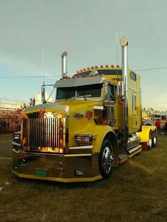 http://truckerslogic.com #Kenworth-SR