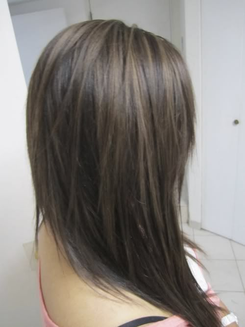 light ash brown hair with lowlights - Google Search