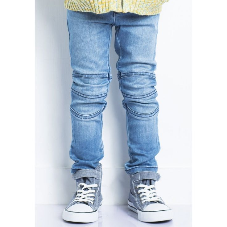 Biker Jeans Light Wash – Beautiful home,family and kids