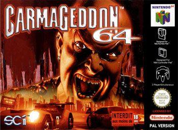 Carmageddon 64 (N64)