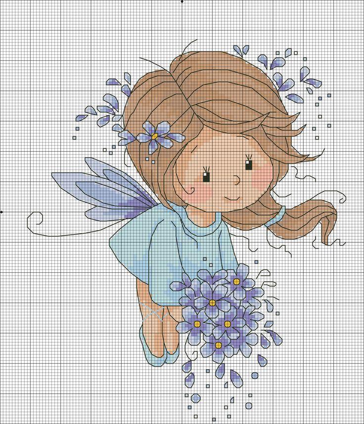 Blu fairy 1