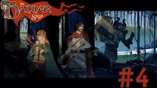 In this exciting episode of the The Banner Saga we get into a battle with the dredge and we meet our other protagonists on the other side of the continent. Bad stuff is going down...  The Banner Saga is a story driven turn based strategy game where the choices you make have consequences. It also has hand drawn combat sequences and animations which is why the game is so pretty.
