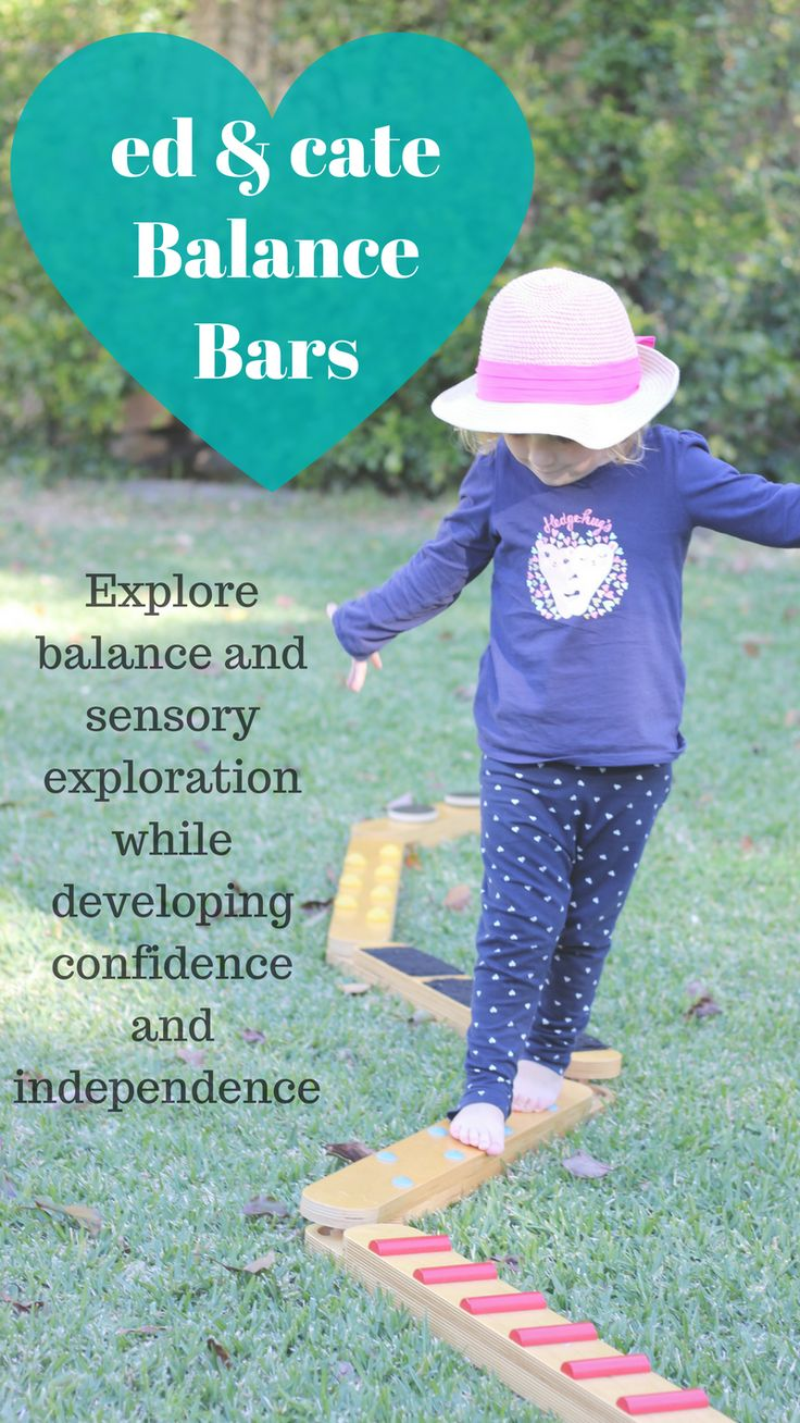 From a young age, children love exploring the concept of balance and how to go about navigating the tricky task, with first-timers often requiring the hand of an adult for assistance. As their confidence level increases they will start to put their hands out to the side and balance on their own, allowing for opportunity for increased confidence and ability. Even though your hand may no longer be required, your words will be, encourage and praise your child as they succesfully master this new…