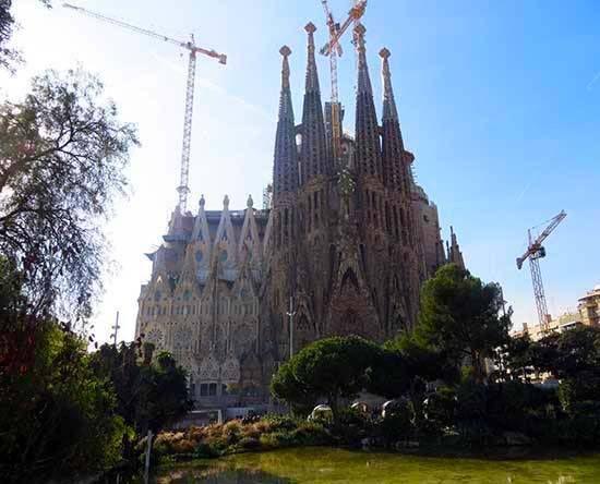 Sehenswürdigkeiten Barcelona & Top 10 Highlights