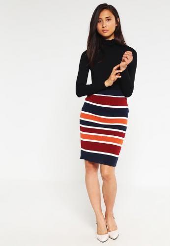 New look petite gonna a tubino multi Multicolore  ad Euro 23.00 in #New look petite #Donna abbigliamento gonne