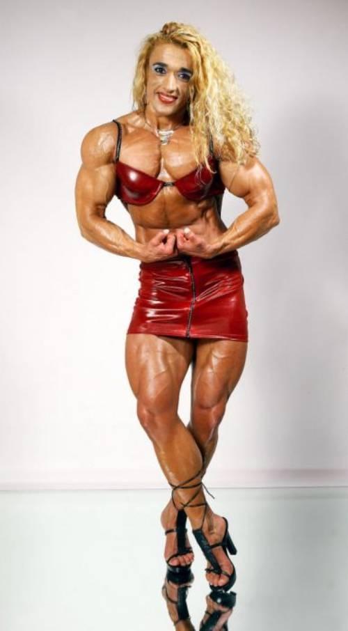 Nude pics of women bodybuilders