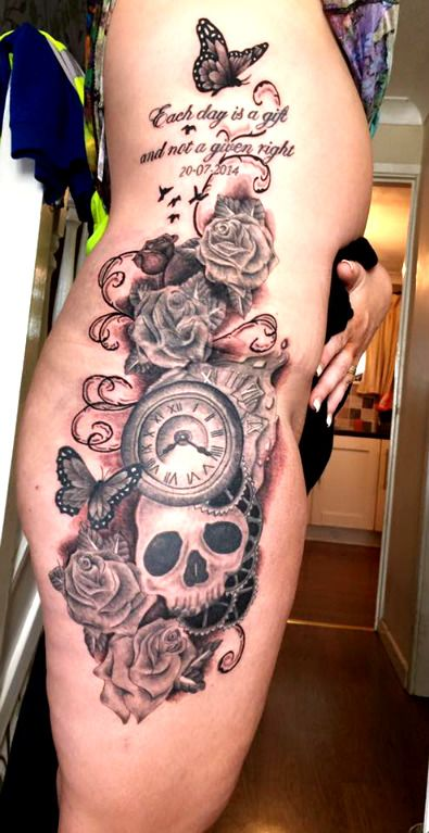 Hot tattoo girl porn-7235