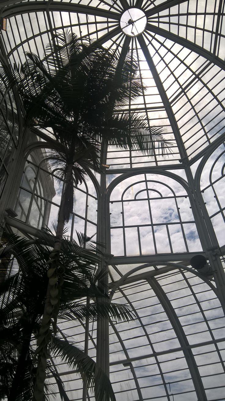 Palácio de Cristal,  Jardim Botânico de Curitiba