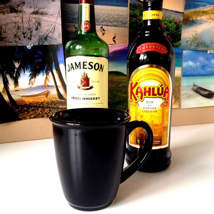 164 best images about cocktails by kahlua on pinterest for Mixed drink with jameson