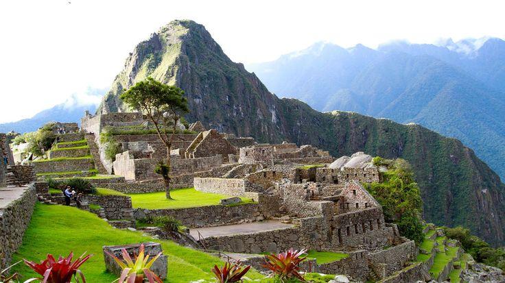 Machu Picchu in Peru  #peru #perureisen #machupicchu