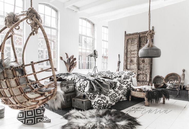 © Paulina Arcklin | NOMADS bedding textiles www.bohzaar.co.uk