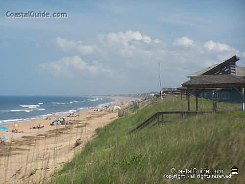 DUCK, NC - Attractions, Events, History - Vacation On The Outer Banks, The Barrier Islands Of North Carolina - Atlantic Ocean Beaches and Currituck Sound ....... CoastalGuide