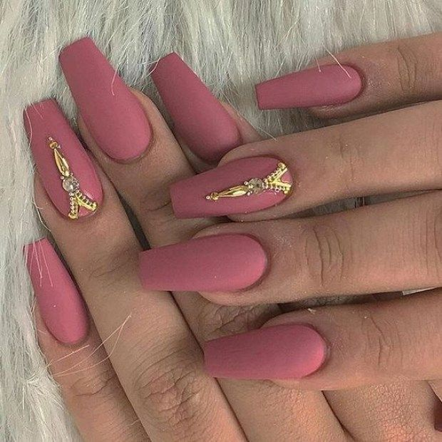 Nagel-Designs und Ideen 2018 – NAILS