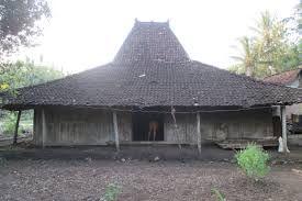 Image result for rumah joglo desa
