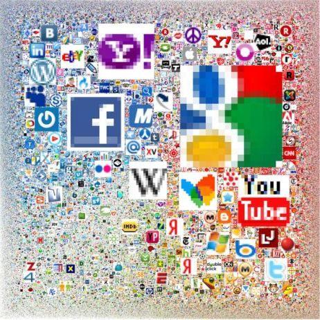 A imagem acima é uma brincadeira do site Nmap.org. Trata-se de uma ferramenta chamada Nmap Security Scanner, que coloca numa espécie de nuvem os 300 mil