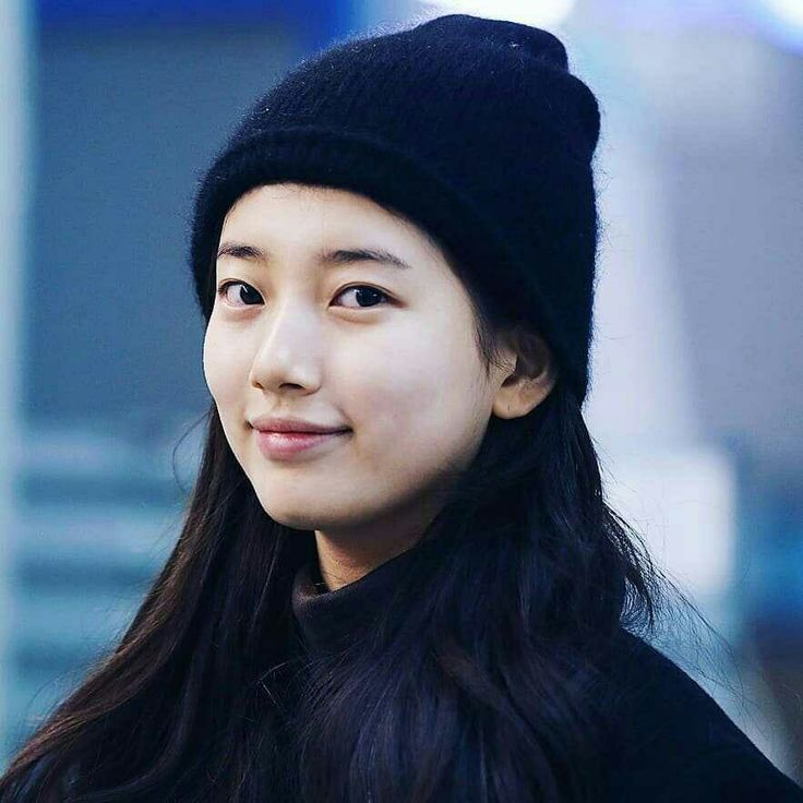 Suzy Bae at Incheon airport 2018 / Without Makeup