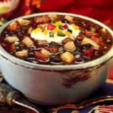 Black Bean Soup with Cumin and Jalapeño | stick a fork in it ...