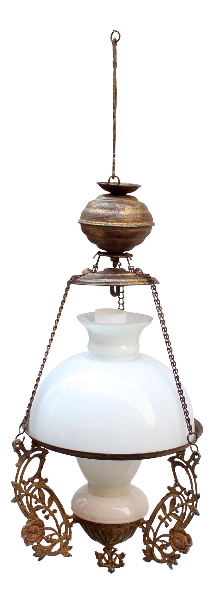 Italian Antique Lantern on Chairish.com