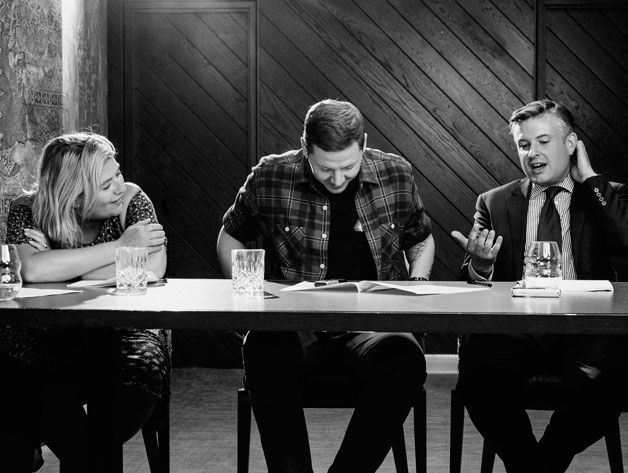 Professor Green, Ricky Hatton and more think we need to #MendTheGap and push for change