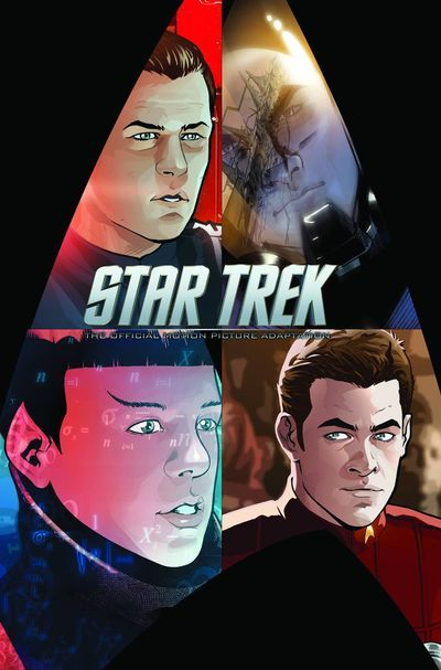DEAL OF THE DAY Star Trek Movie Adaptation TPB WAS: $19.99  NOW: $6.99  – 65% off!  J.J. Abrams' blockbuster revitalization of the Star Trek franchise was the most thrilling film of 2009. Now, under the direction of Abrams and screenwriters Roberto Orci and Alex Kurtzman, comes the highly anticipated graphic adaptation of the film!  TO BUY CLICK ON LINK BELOW http://tomatovisiontv.wix.com/tomatovision2#!comics/cfvg