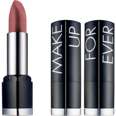 Makeup Forever Lipstick N9 - This is definitely one of my favorite natural looking lipsticks.