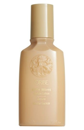 Free shipping and returns on SPACE.NK.apothecary Oribe Matte Waves Texture Lotion at Nordstrom.com. What it is: A medium-hold lotion that gives you salt-spray waves without any dryness.What it does: It coaxes matte-textured pieciness out of even the finest hair, adding grip to styles and a beachy allure,too. Its light lotion formula distributes easily throughout your hair while offering UV protection. It's safe for hair that's been color- and keratin-treated.