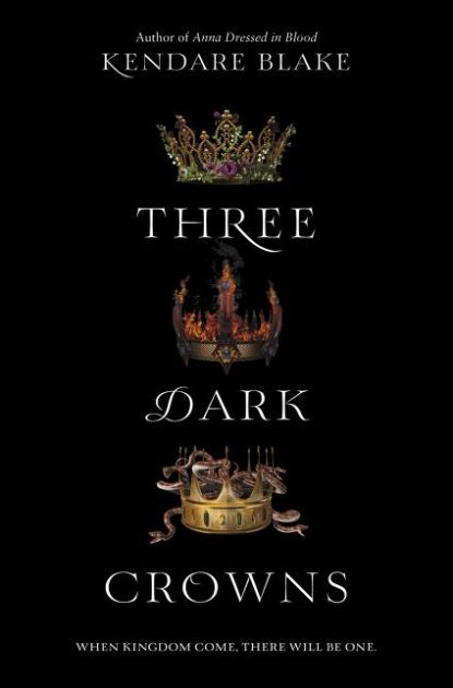 Fans of acclaimed author Kendare Blake's Anna Dressed in Blood will devour her latest novel, a dark and inventive fantasy about three sisters who...