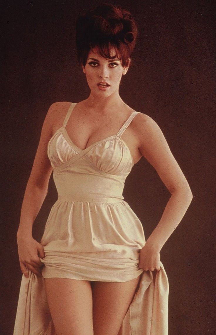 1960s lingerie would titty-fuck