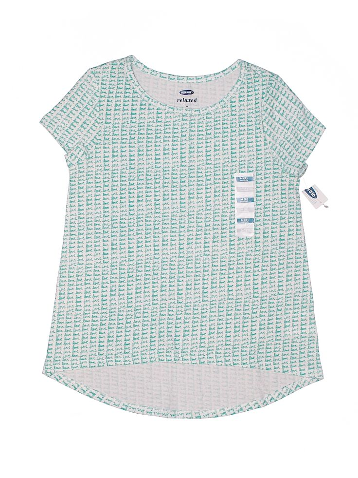Old Navy Girls Short Sleeve T-Shirt Size 8