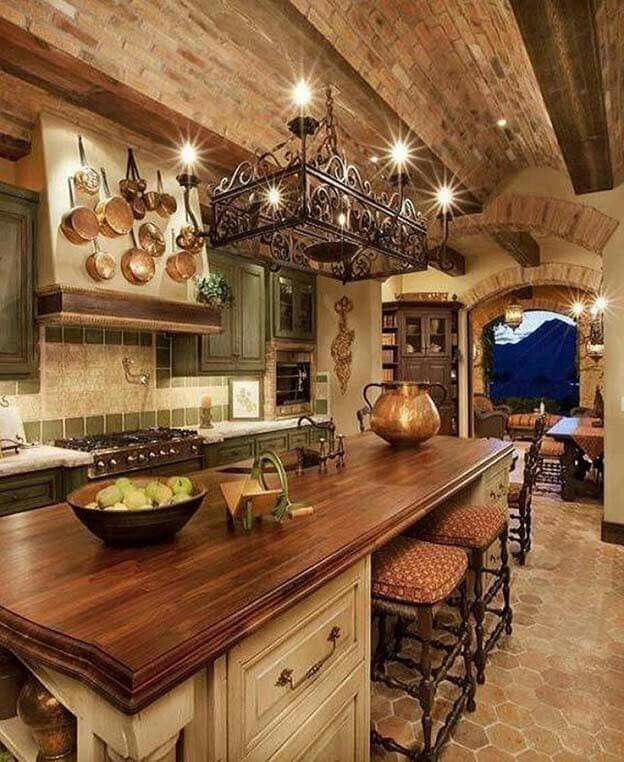 25 Best Ideas About Tuscan Style Homes On Pinterest: Best 25+ Tuscan Kitchen Design Ideas On Pinterest