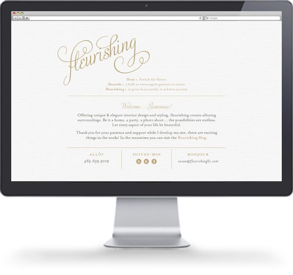 Fleurishing | Curious & Co. Creative