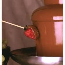 Have a mouthwatering Chocolate Fountain rental at your New Jersey Wedding venue!