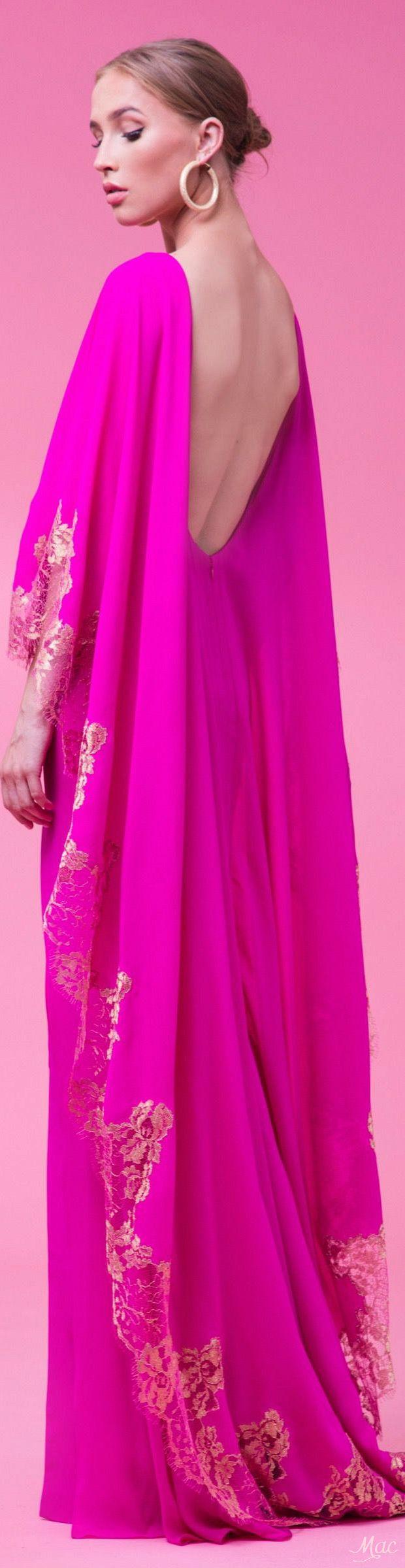www.2locos.com  Spring 2017 Ready-to-Wear Rani Zakhem