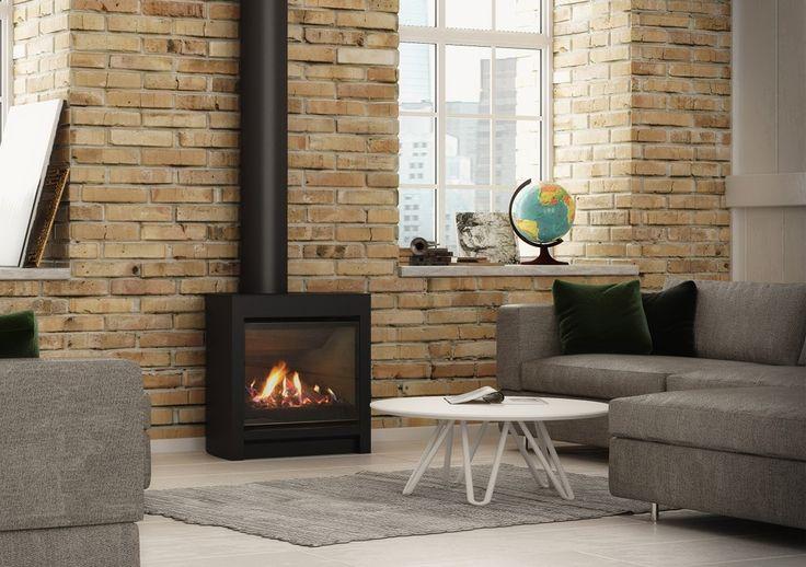 Best Awards - Escea Ltd. / FS730 Freestanding Gas Fireplace