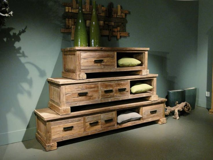 30 best kasten dressoirs en tv meubels images on pinterest teak