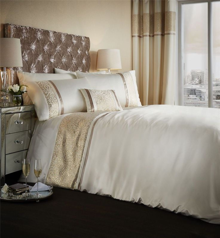 Die besten 25+ King size duvet Ideen auf Pinterest Bettbezüge - luxus bettwasche kylie minogue