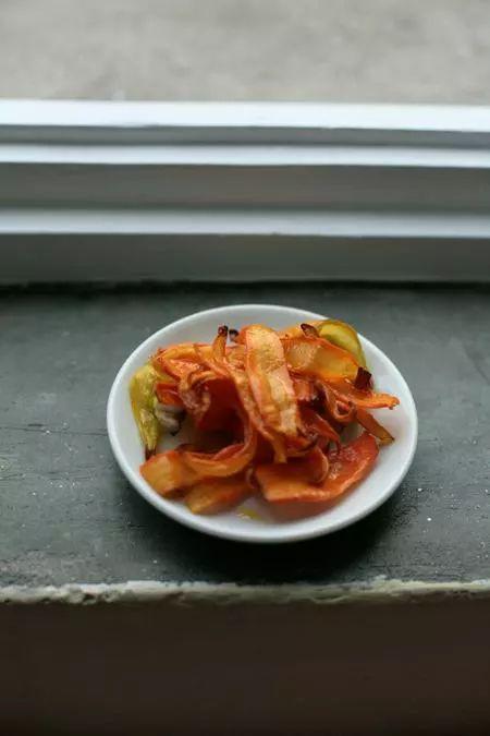 chips di carote 3