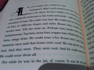 Doctor Who reference in Skulduggery Pleasant book!!! .