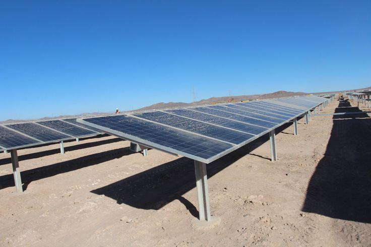 Chile, América del Sur, la capacidad solar, la energía solar excedente de energía solar gratuita, libre de la electricidad, rejilla central de Chile, Chile de energía renovable, sector energético Chile