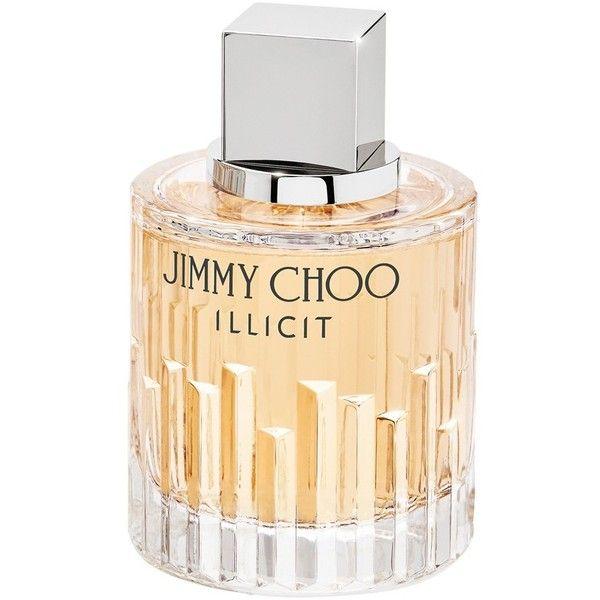 Jimmy Choo 'Illicit' Eau de Parfum (€75) ❤ liked on Polyvore featuring beauty products, fragrance, none, eau de perfume, perfume, fragrances, rose perfume and eau de parfum perfume