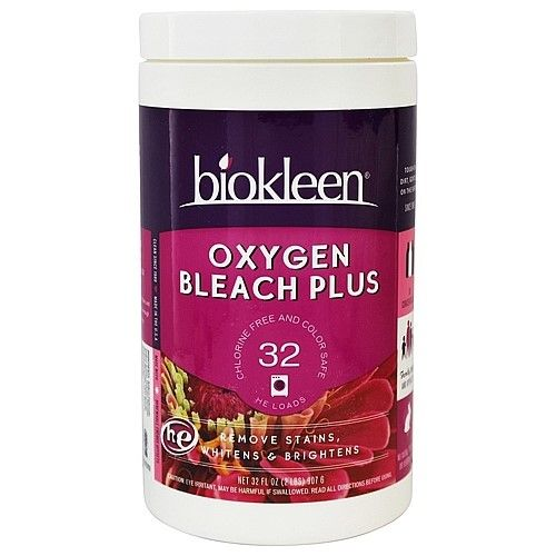 Biokleen Chlorine Free Oxygen Bleach Plus Powder - 32 oz
