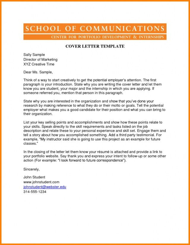 25+ Cover Letter Opening Cover Letter Examples For Job Cover