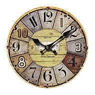 Mediterranean Wall Clock – AUD $ 57.19