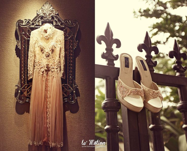 Kebaya for Akad #Wedding