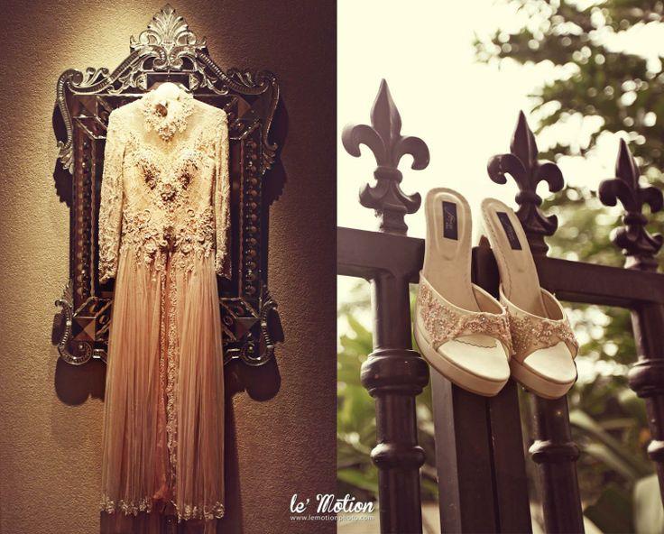 Kebaya for Akad #Wedding