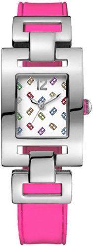 Tommy Hilfiger Pink Silicon Ladies Watch 1781068 - http://www.specialdaysgift.com/tommy-hilfiger-pink-silicon-ladies-watch-1781068/