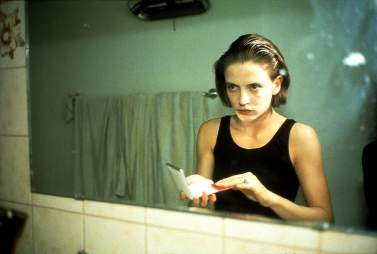 Nan Goldin, Amanda in the mirror, Berlin 1992. © Nan Goldin / Courtesy: Matthew Marks Gallery, New York.