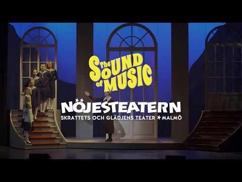 Sound of music på Nöjesteatern i Malmö - YouTube